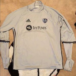 Adidas Sporting KC Training shirt
